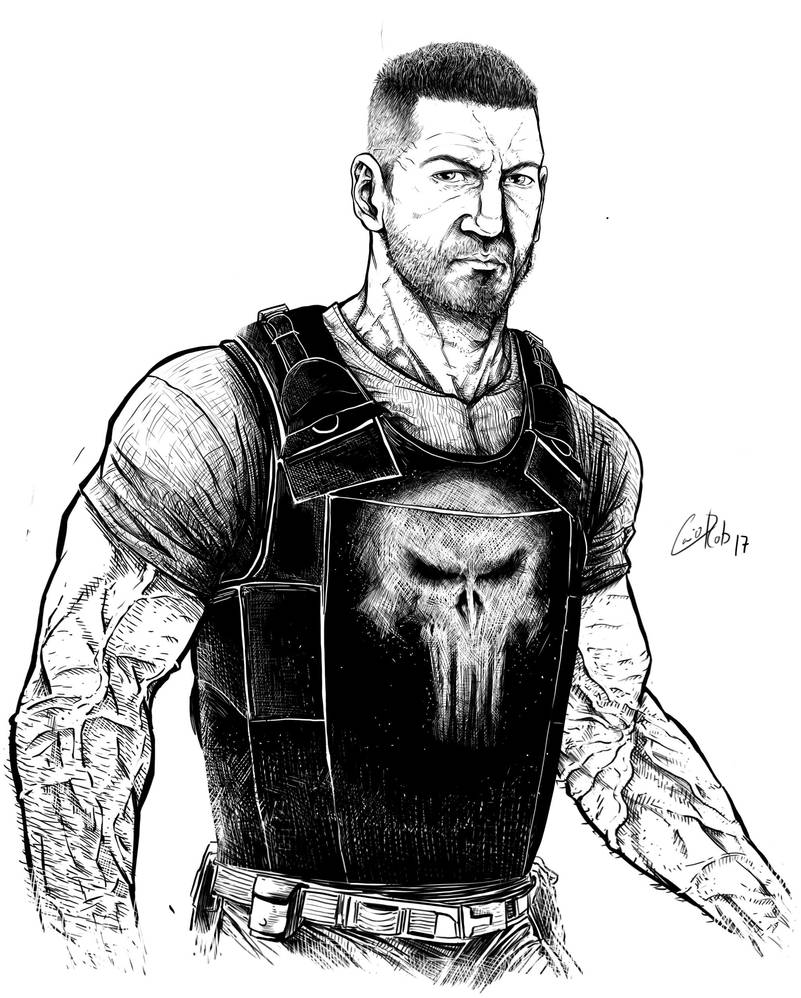 The Punisher by CaioRob
