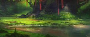Spirit Oak by Ranoartwork