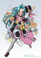 Magician by Twinkiesama
