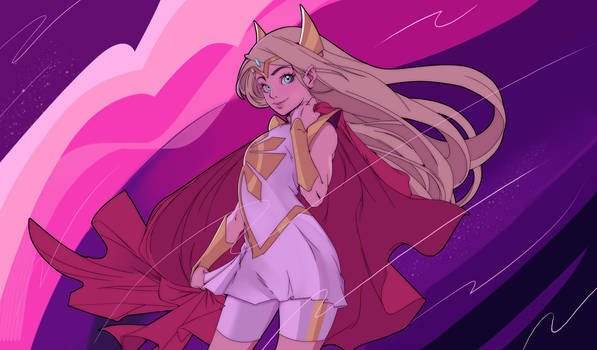 She-ra by KofJP