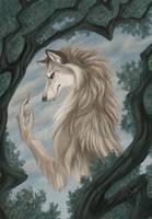 Werewolf. by VampireKosh