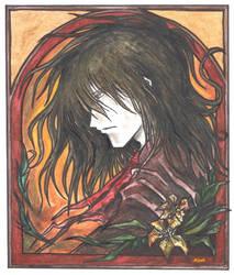 Alucard. by VampireKosh