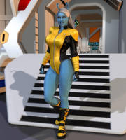 Starfleet's Finest by willdial