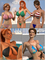 Pool Party 01 by willdial