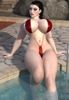 Poolside 02 by willdial