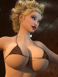 Tiniest Bikini 03 by willdial