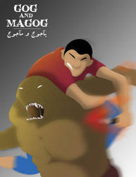 Gog And Magogk by migorolzz
