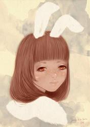 Bunny by CherryTemptation