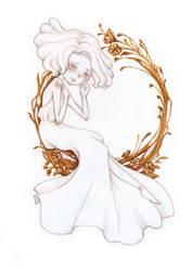 Oniric Gold by CherryTemptation
