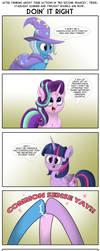 Comic 86: Doing It Right by ZSparkonequus