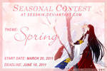 Spring Contest by Cati-Art