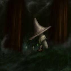 Forest Dweller by Dass88