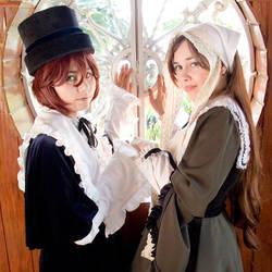 Souseiseki and Suiseiseki by Witchiko