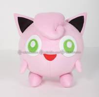 Jigglypuff::::Pokemon:::: by Witchiko