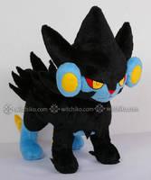 Luxray::::Pokemon::::: by Witchiko