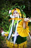 Myoubi from Alichino:::: by Witchiko