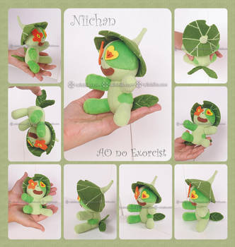 Niichan:::::Ao no Exorcist by Witchiko