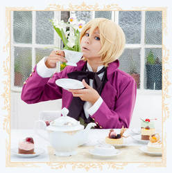 Tea Time:::::: by Witchiko