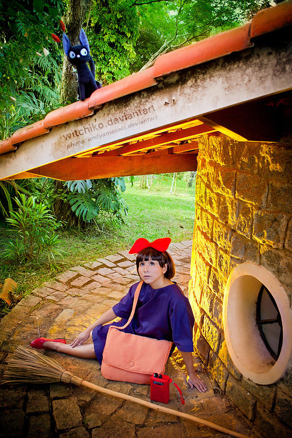 Kiki's Delivery Service:::::::: by Witchiko