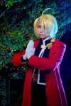The Fullmetal Alchemist:::::: by Witchiko