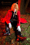 Edward Elric:::::: by Witchiko