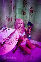 Yuno Gasai:::: by Witchiko