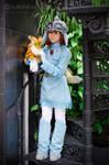 Nausicaa and Teto by Witchiko
