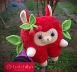 Alpaca Cherry by Witchiko