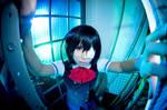 Misaki by Witchiko