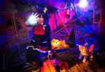 Happy Halloween by Witchiko