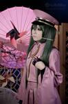 Hatsune Miku by Witchiko