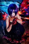 Touka Kirishima by Witchiko