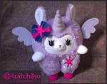 Alpaca Twilight Sparkle by Witchiko