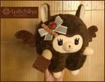 Alpaca Milk Chocolate by Witchiko