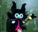 Alpaca Maleficent by Witchiko