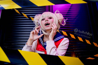Himiko Toga by Witchiko