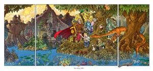 the Storyteller by travishanson