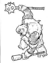 the troll by travishanson