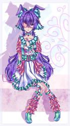 Kemonomimi girl 2 by FaithMari