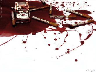 Smoking Kills by kattefisk