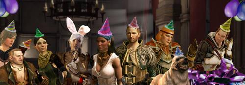 Happy birthday, Hawke by Sorceress-Nadira