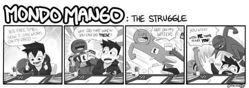 MM: The Struggle by TheK40