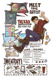 Meet the Artist by TheK40