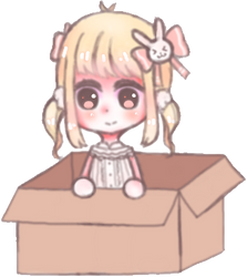 Box Chibi by Hephsin-Latte