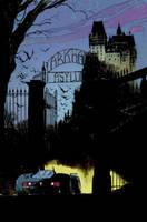 BATMAN: WHITE KNIGHT by Roman-Stevens