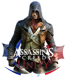 Assassin S Creed Unity v2 by darknx