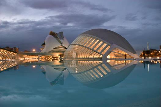 Ciutat de les Arts IV by Aloba