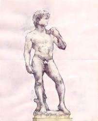 David by The-Seldom-Seen-Kid