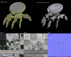 Robot Design Worksheet by GeneralPeer