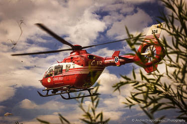 Emergency Take Off by DrAndrei